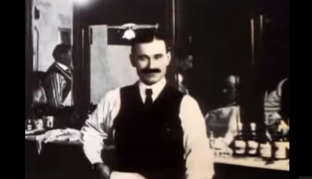 Mustachioed Barkeep
